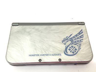 nintendo new 3ds xl monster hunter generations edition