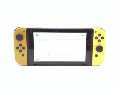 nintendo switch pokemon lets go pikachu eevee edition