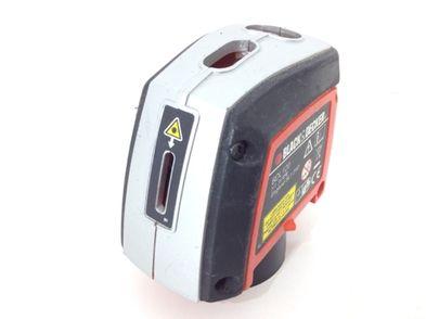 nivel laser black and decker bdl120