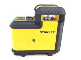 nivel laser stanley cross 360