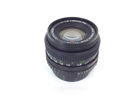objetivo vintage otros 50 mm 1.9