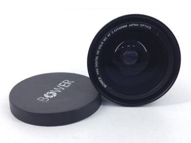 objetivo bower pr digital hd dslr mc af 0.42 46 mm japan optics