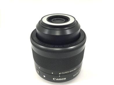 objetivo canon canon ef-m 28mm f3.5 macro is stm