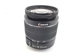 objetivo canon canon ef-s 18-55mm f3.5-5.6 iii
