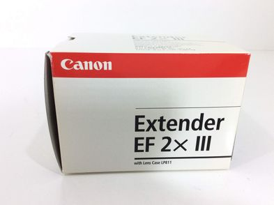 objetivo canon ef 2x iii