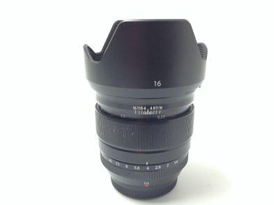 objetivo fujifilm fujinon nano-gi xf 16mm f1.4 r wr lens