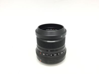 objetivo fujifilm super  ebc xf 23mm 1:2 r wr 43