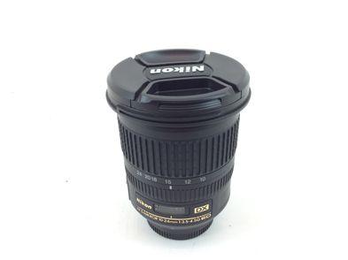 objetivo nikon nikon 10-24mm f/3.5-4.5g ed af-s dx zoom-nikkor