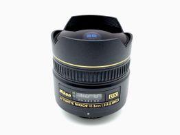 objetivo nikon nikon 10.5mm f/2.8g ed af dx fisheye-nikkor