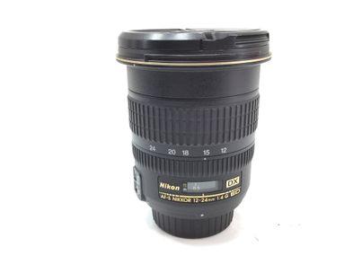 objetivo nikon nikon 12-24mm f/4g ed-if af-s dx zoom-nikkor