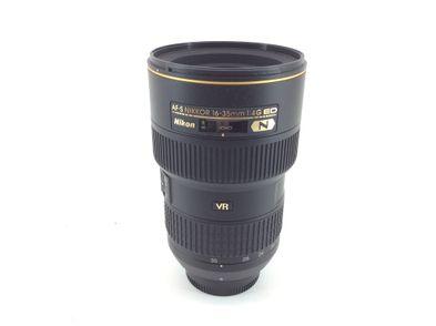 objetivo nikon nikon 16-35mm f/4g ed vr af-s zoom-nikkor