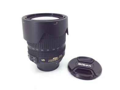 objetivo nikon nikon 18-105mm f/3.5-5.6g ed vr af-s dx zoom-nikkor