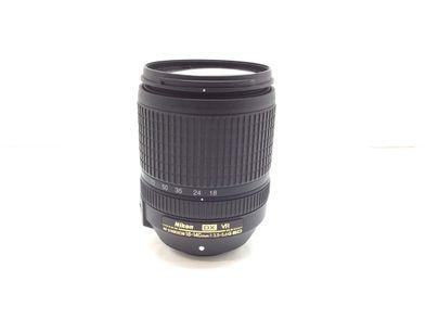 objetivo nikon nikon 18-140mm f/3.5-5.6g ed vr af-s dx zoom-nikkor