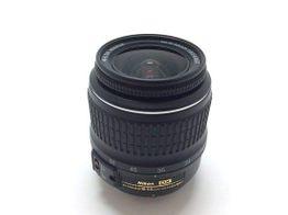objetivo nikon nikon 18-55mm f/3.5-5.6g ed ii af-s dx zoom-nikkor