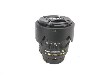 objetivo nikon nikon 18-70mm f/3.5-4.5g ed-if af-s dx zoom-nikkor
