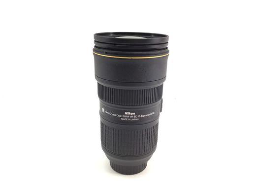 objetivo nikon nikon 24-70mm f/2.8e ed vr af-s zoom-nikkor