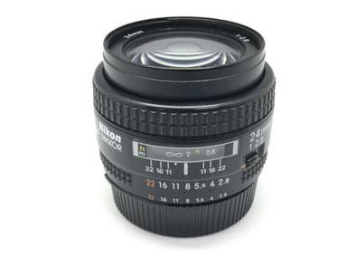 objetivo nikon nikon 24mm f/2.8d af nikkor
