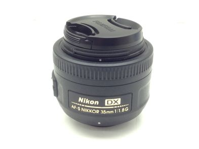 objetivo nikon nikon 35mm f/1.8g af-s dx nikkor