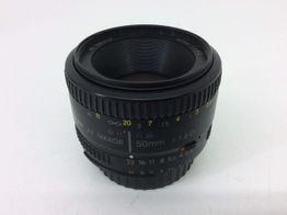 objetivo nikon nikon 50mm f/1.4d af nikkor