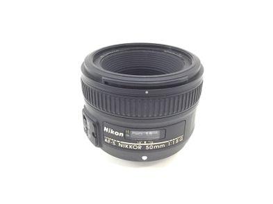 objetivo nikon nikon 50mm f/1.8g af-s nikkor