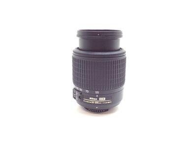 objetivo nikon nikon 55-200mm f/4-5.6g ed af-s dx zoom-nikkor