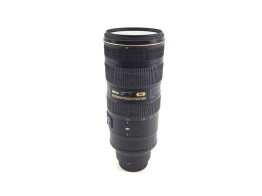 objetivo nikon nikon 70-200mm f/2.8g ed-if af-s vr ii zoom-nikkor