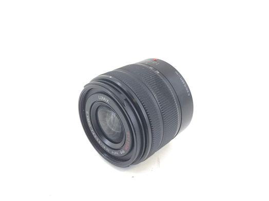 objetivo panasonic panasonic lumix g vario 14-42mm f/3.5-5.6 asph mega ois