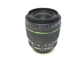objetivo pentax pentax da 18-55mm f/3.5-5.6 al wr