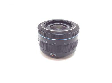 objetivo samsung 20-50mm f/3.5-5.6 ed ii