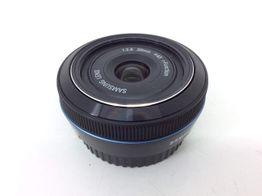 objetivo samsung 20 mm