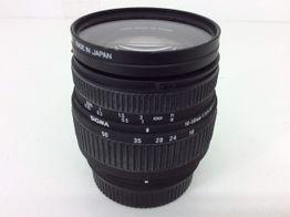 objetivo sigma sigma 18-50mm f3.5-5.6 dc