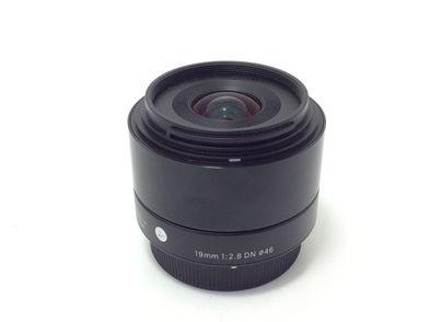 objetivo sigma sigma 19mm f2.8 ex dn (art)