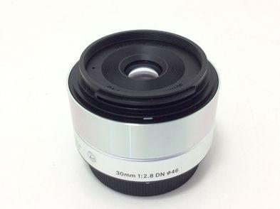 objetivo sigma sigma 30mm f2.8 ex dn (art)