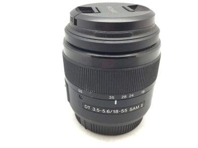 objetivo sony sony dt 18-55mm f/3.5-5.6 sam ii sal18552