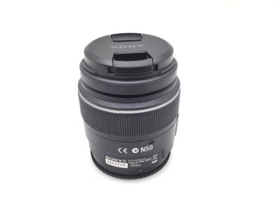objetivo sony sony dt 18-55mm f/3.5-5.6 sam sal1855
