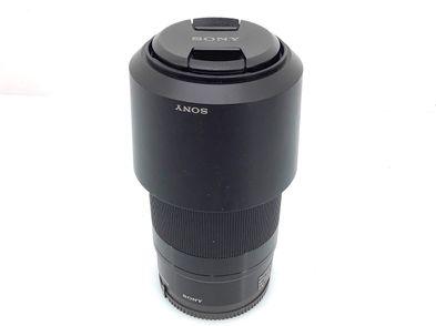objetivo sony sony e 55-210mm f/4.5-6.3 oss sel55210