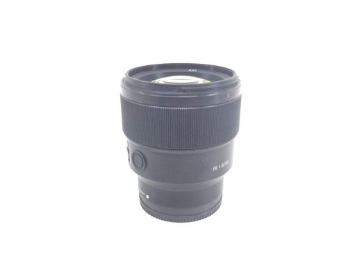objetivo sony sony fe 85mm f/1.8 sel85f18