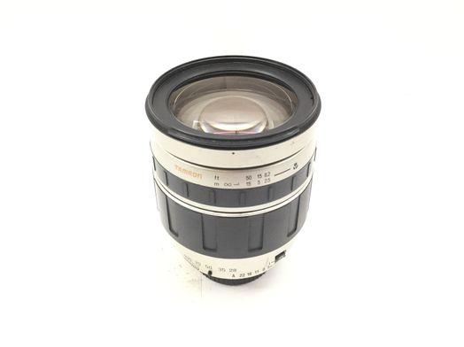 objetivo tamron tamron af 28-300mm f/3.5-6.3 xr di vc ld aspherical [if] macro