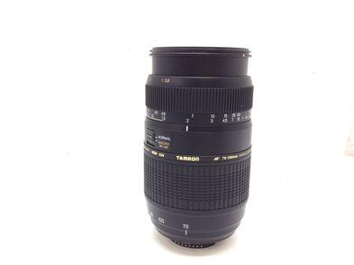 objetivo tamron tamron af 70-300mm f/4-5.6 di ld macro 1:2