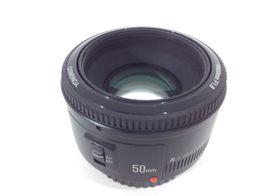 objetivo yongnuo yn 50mm f1.8 canon