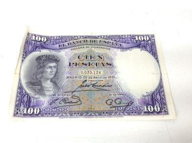 objetos insolitos banco de españa 1931