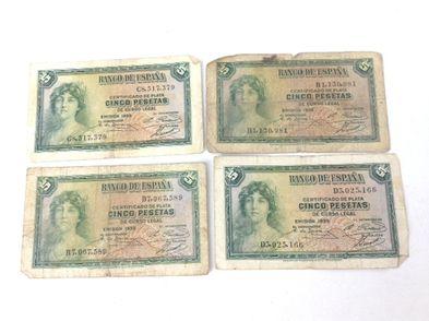 objetos insolitos banco de españa 1935
