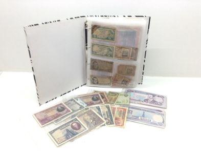 objetos insolitos conjunto de 310 billetes mundiales conjunto de 310 billetes mundiales