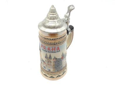 objetos insolitos generico jarra cerveza ceramica