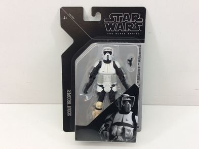 objetos insolitos hasbro scout trooper