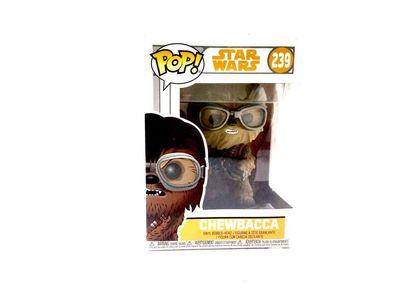 objetos insolitos pop! chewbacca