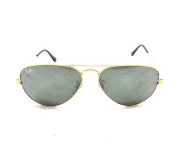 óculos de sol homem rayban rb3026 aviator large