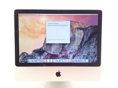 ordenador apple apple imac core 2 duo 2.4 20 (2008) (a1224)