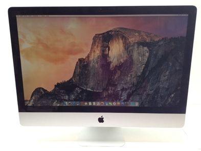ordenador apple apple imac core i7 3.4 27 (2011) (a1312)