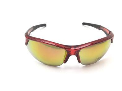 otras gafas firenze italy rojas cristal amarillo